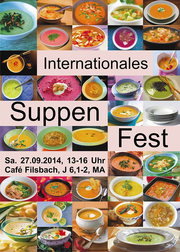 Internationales Suppenfest 2014
